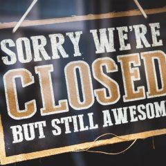 Circuit 1 en 2 februari gesloten